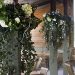 Interior flower arrangements