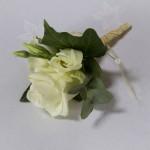 Pin hole flower arrangement