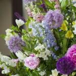 Flower Arrangement by Go Wild Flowers (Beth Cox)