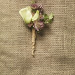 Corsage Pin Hole Flower by Go Wild Flowers (Beth Cox)