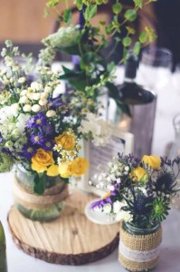 Table Flower Arrangement