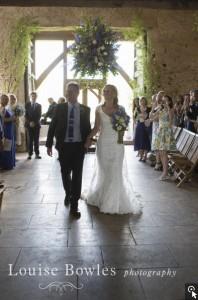 Louise Bowles Wedding Photo