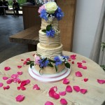 Wedding Cake flower decoration